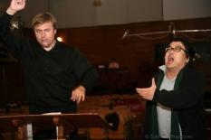 Conductor Vladimir Sheiko & Ho-yoon Chung (tenor, Korea)