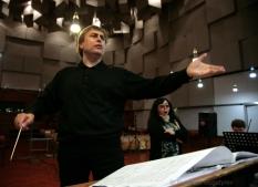 Conductor Vladimir Sheiko & In Hye Kim (soprano, Korea)
