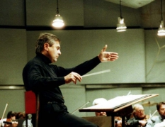 Vladimir Sheiko, 1999,  Big Concert Recording Studio, during recording