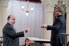 Korea - Ukraine Friendship Concert. Soloist Igor Borko (tenor, Ukraine)